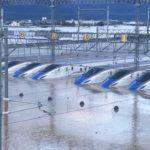【2019・台風19号】千曲川決壊で北陸新幹線の被害状況を動画・画像で確認
